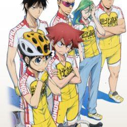 Nové cyklistické Yowamushi Pedal