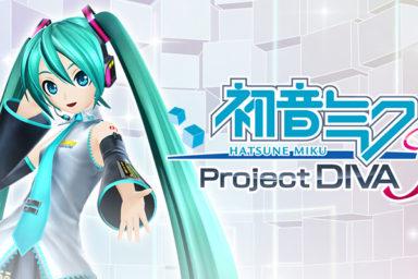 Nové info k Project DIVA F 2nd