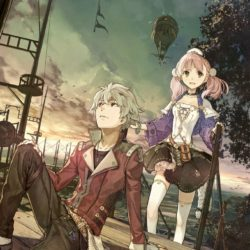 Anime adaptace pro Atelier Escha & Logy