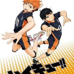 Volejbalové anime Haikyuu!!