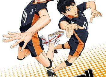 Volejbalové anime Haikjú!!