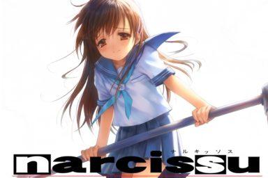 Novela Narcissu na Steamu
