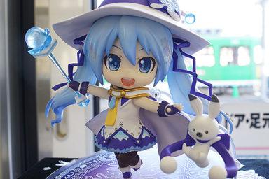 Nendoroid Sněžné Miku pro rok 2014