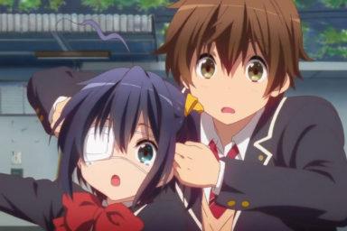 Přehled zimních televizních anime sérií