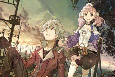 Anime na motivy hry Atelier Escha & Logy již letos