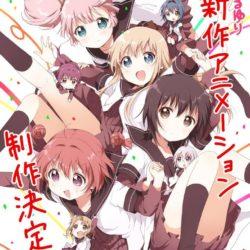 Ohlášeno pokračování anime Yuru Yuri