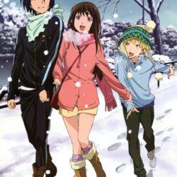 Desítka nejlepších zimních anime