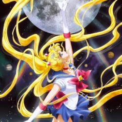 První upoutávka na novou Sailor Moon