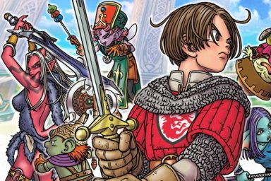 Rekordní Dragon Quest