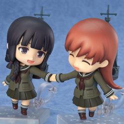 Nendoroidí Kitakami a Ooi