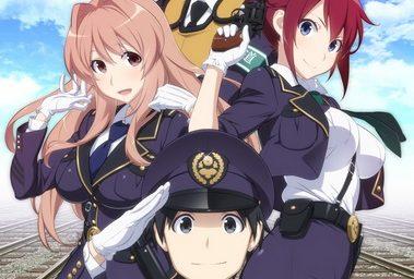 Nové informace o anime adaptaci Rail Wars!