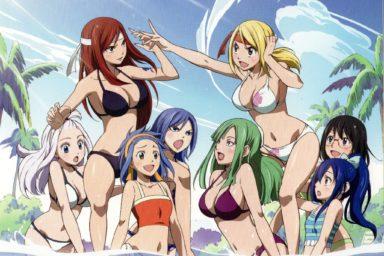 Vyhlášení deseti nejlepších jarních anime roku 2014