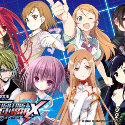 Dengeki Bunko Fighting Climax bude i na PS3 a PS Vita