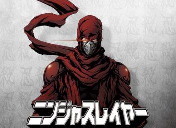 Podrobnosti o sci-fi anime s nindži