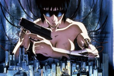 Výstava Ghost in the Shell v Tokiu a Ósace