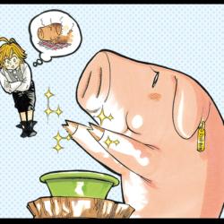 Speciální kapitola pro Nanatsu no Taizai