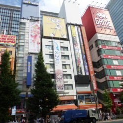 Kam za nákupy v Akihabaře