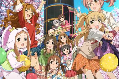 První upoutávka na anime iDOLM@STER Cinderella Girls
