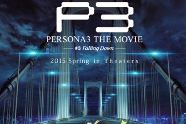 Třetí film pro Persona 3