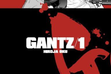 Recenze svazků jedna až tři mangy Gantz