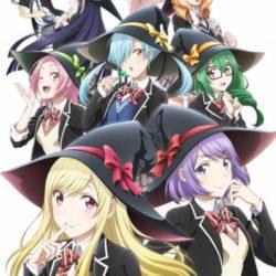 Manga Yamada-kun to 7-nin no Majo se dočká i anime série