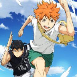 Anime Haikyuu!! dostane další přírůstky
