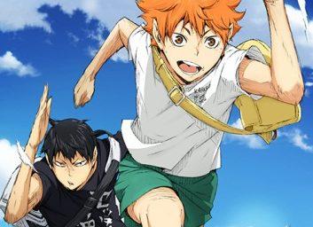 Anime Haikjú!! dostane další přírůstky