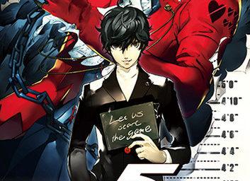 První trailer na hru Persona 5