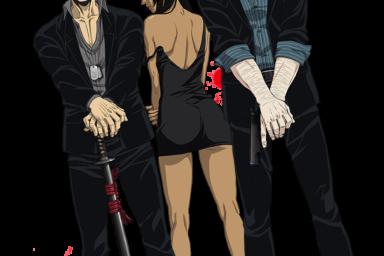 Trailer na chystanou adaptaci mangy Gangsta.