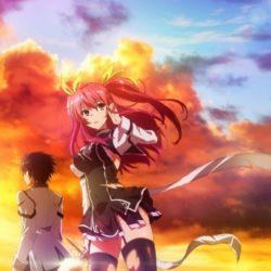 Podrobnosti o anime Rakudai Kishi no Cavalry