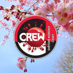 Jarní novinky z nakladatelství Crew