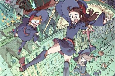 Mladé čarodějky zažijí svoji premiéru na americkém Anime Expu