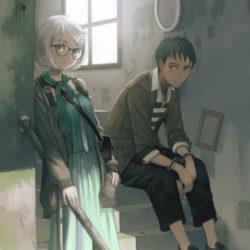 NisiOisinova novela Okitegami Kyouko no Bibouroku dostane hranou adaptaci