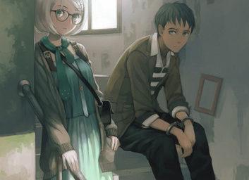 NisiOisinova novela Okitegami Kjóko no Bibóroku dostane hranou adaptaci