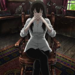 Upoutávka na anime Sakurako-san no Ashimoto ni wa Shitai ga Umatteiru