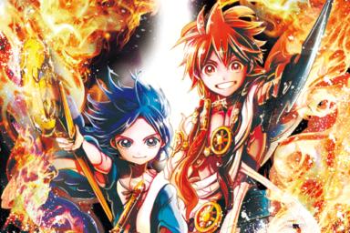 Manga Magi vstupuje do závěrečné části