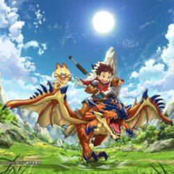 Spin-off Monster Hunter Stories se představuje vnových upoutávkách