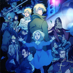 Budoucnost Gundam The Origin