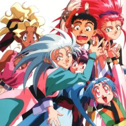 OVA Tenchi Muyou! Ryououki se vrátí po deseti letech