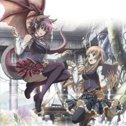 Shingeki no Bahamut: Manaria Friends v televizi