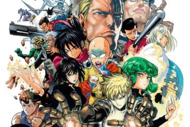 Deset podzimních anime sérií, které vás nejvíce zaujaly