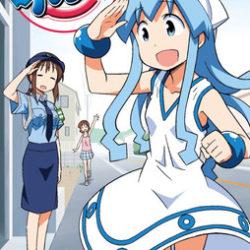 Manga Ika Musume skončí 22. svazkem