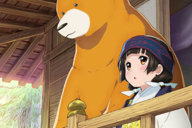 Kumamiko se dočká anime zpracování