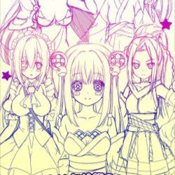 Animované zpracování MMORPG Onigiri již na jaře