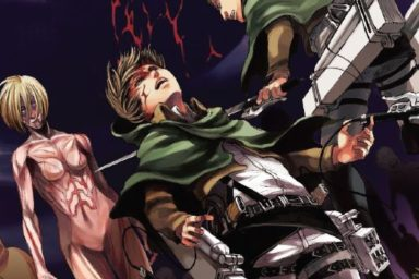 Recenze šestého svazku Útoku titánů