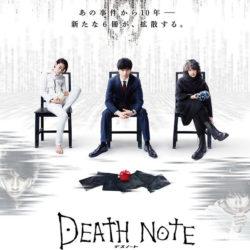 V novém Death Note filmu bude rovnou 6 zápisníků smrti