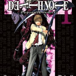 Recenze manga série Death Note - Zápisník smrti