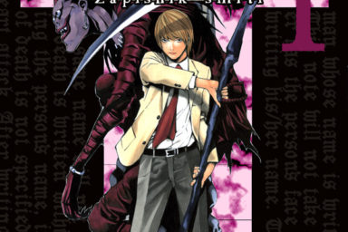 Recenze manga série Death Note – Zápisník smrti