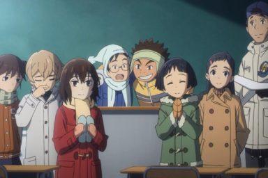 Vyhlášení deseti anime, která vás v zimě nejvíce zaujala