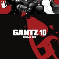 Recenze svazků sedm až deset mangy Gantz